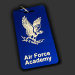 Air Force Academy Luggage Tag