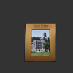 4x6 Red Alder West Point Picture Frame