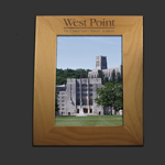 8x10 Red Alder West Point Picture Frame