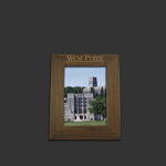 4x6 Walnut West Point Picture Frame