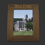 8x10 Walnut West Point Picture Frame