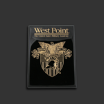6x8 Gloss Black West Point Award Plaque