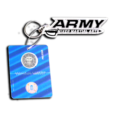 Army Mixed Martial Arts Key Chain Gift